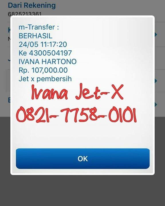 Thx for order brother GX BAKALAN NYESEL DEH Woww JET-X AMPSH …