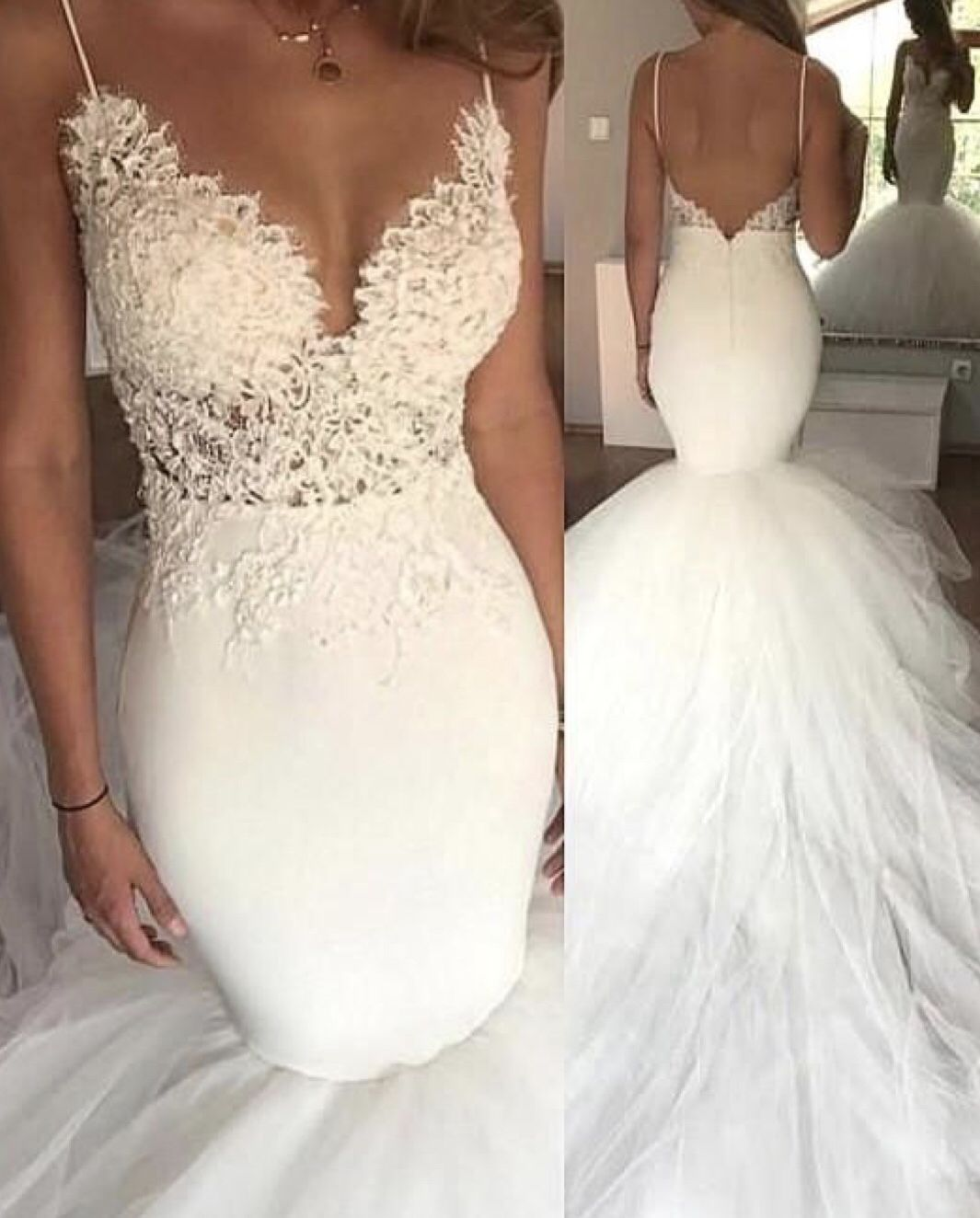b67d5e57c5 Mermaid wedding dress fitted at Laura's boutique 22 rte52 carmel ny ...