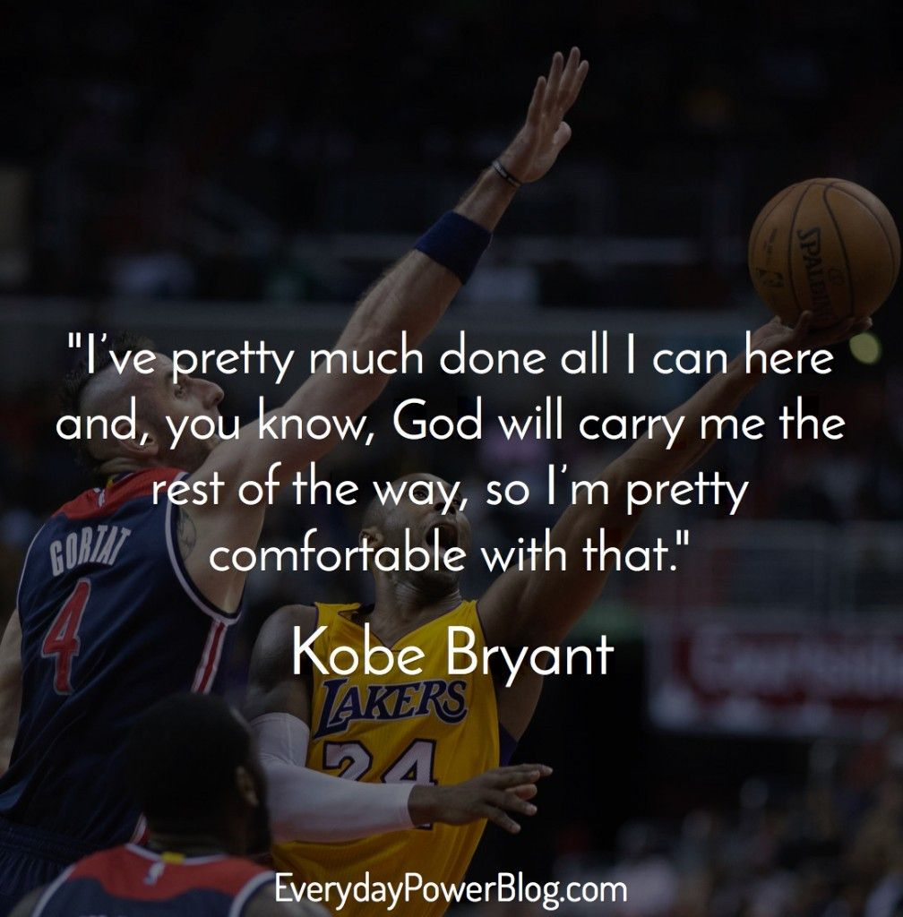 3 Kobe Bryant Quotes On Being Successful  Kobe bryant quotes
