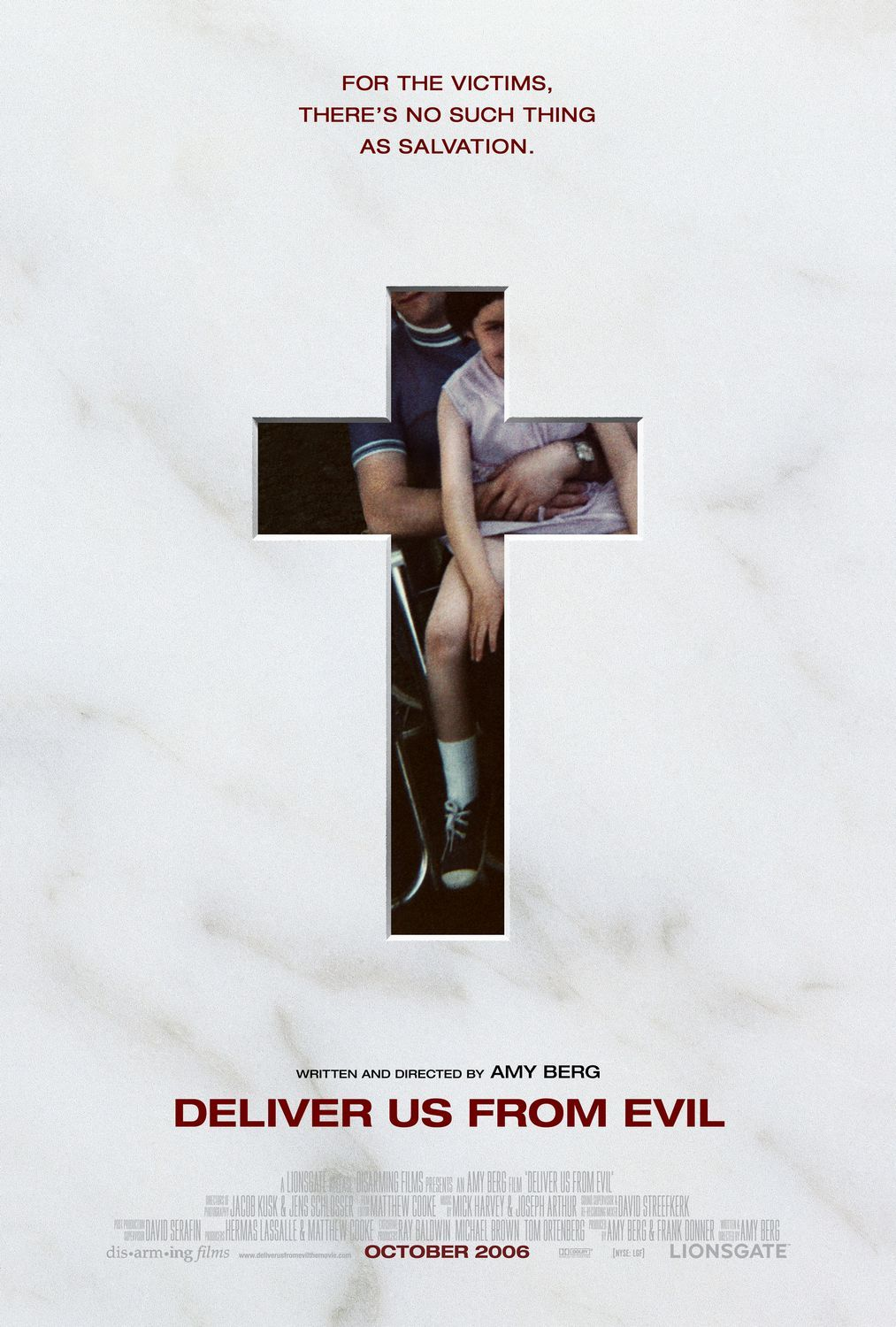 Yet another Netflix documentary pointing out how awful human beings are, especially to other human beings. This one is about abusive priests and the children they abused - and how the Catholic Church covers it up and ensures their priests remain unconvicted. One of the priests is so horrifically candid about what he did to the girls he molested (at one point interviewed as he strolls past a child's playground) he is either utterly convinced the church will protect him, or he is unhinged.