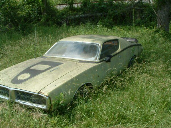 Mopars Found In Fields With Images Barn Find Cars Barn