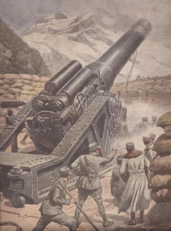 способов пушки первой мировой картинки льна это