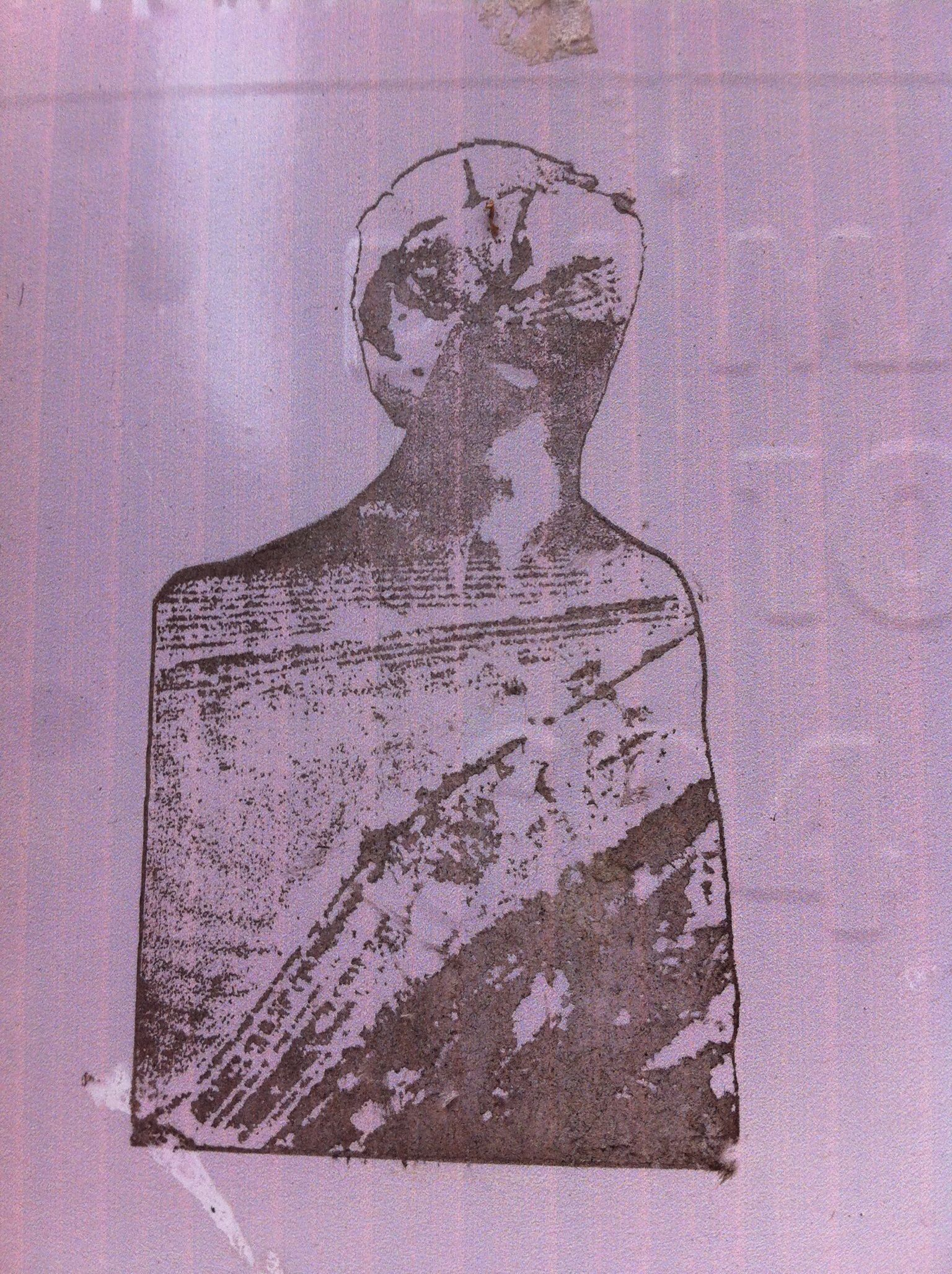 Effet post - stickers et pollution # Lyon