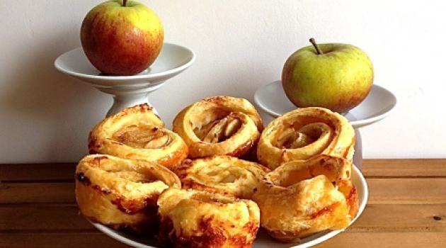Roulés Pommes Cannelle