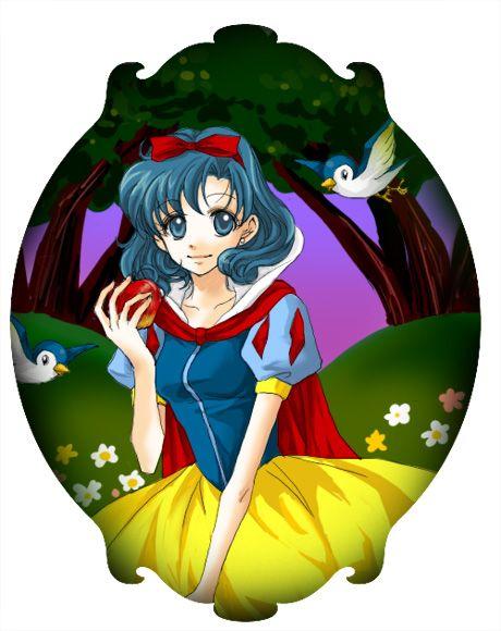 amy blancanieves sailor moon imagenes de sailor moon version anime