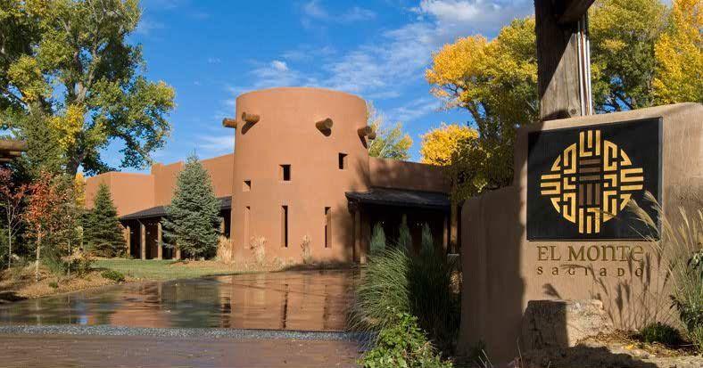 El Monte Sagrado 317 Kit Carson Road · Taos, New Mexico
