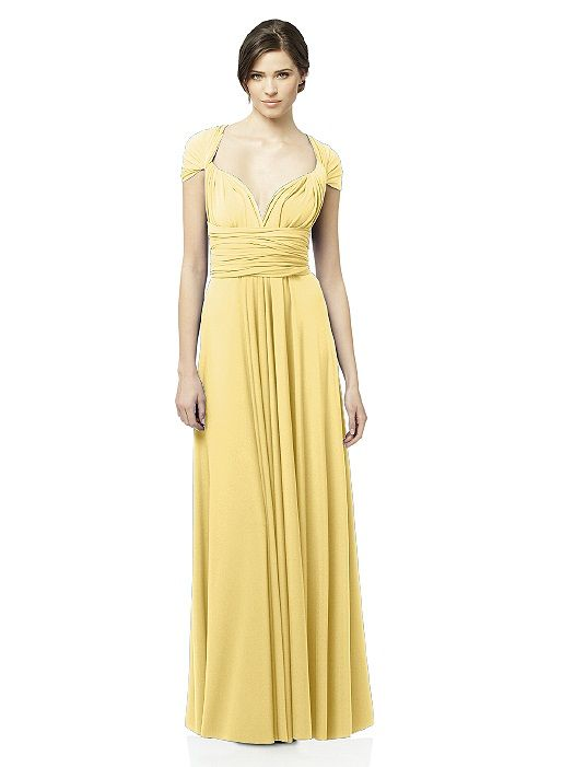 Debut Light brown ruched bust maxi dress- at Debenhams.com Currently ...