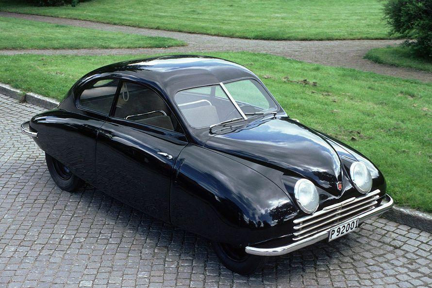 Saab 92  / 1947