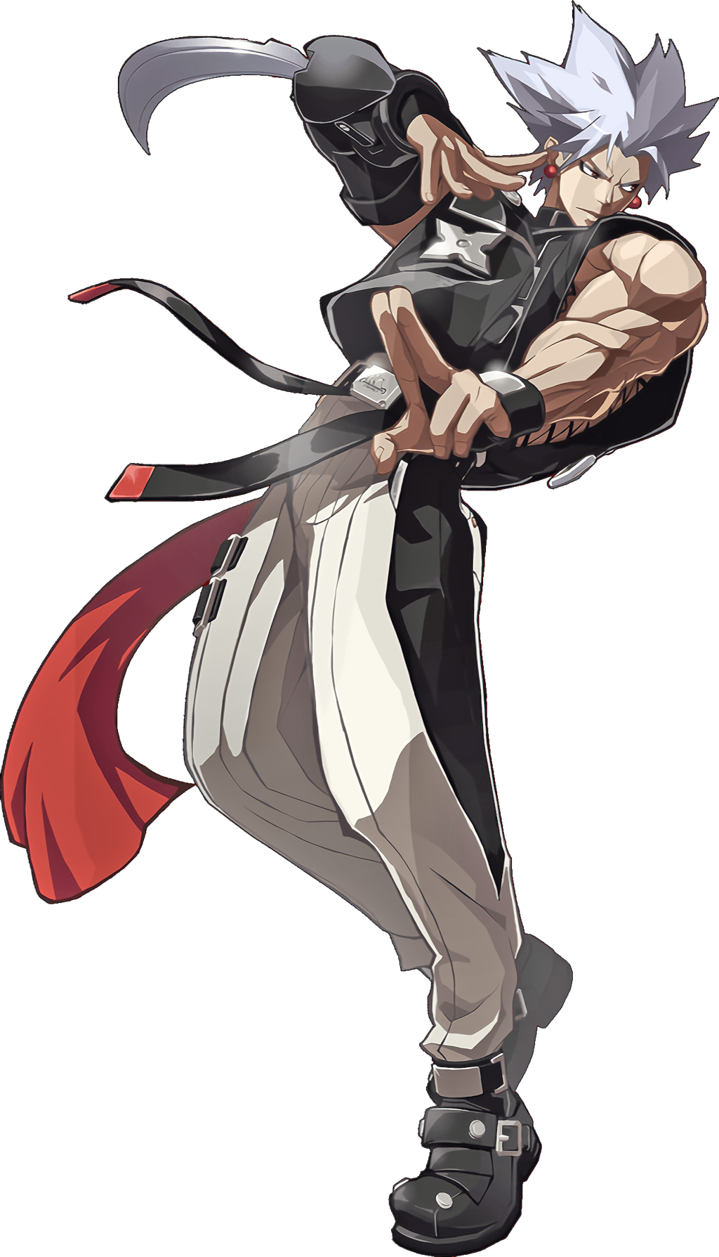 Guilty Gear Xrd Revelator Chipp Zanuff by hes6789