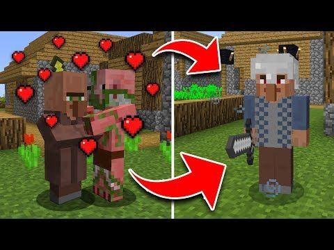 How To Spawn SECRET MOBS In Minecraft Pocket Edition Xbox Addon - Minecraft hauser spawnen
