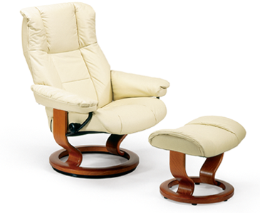 Groovy Stressless Mayfair For Bedroom Done In Paloma Cognac Leather Creativecarmelina Interior Chair Design Creativecarmelinacom