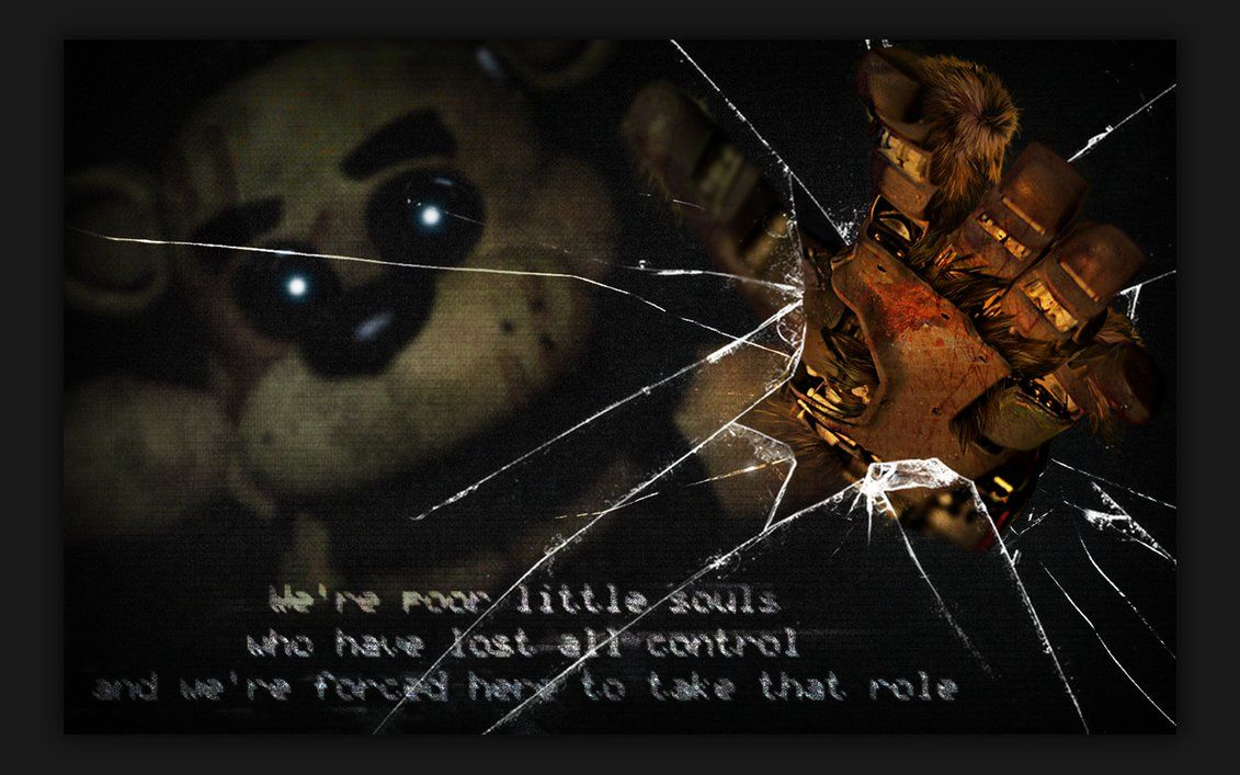 A Human Version Of Five Nights At Freddy S Animatronic Freddy