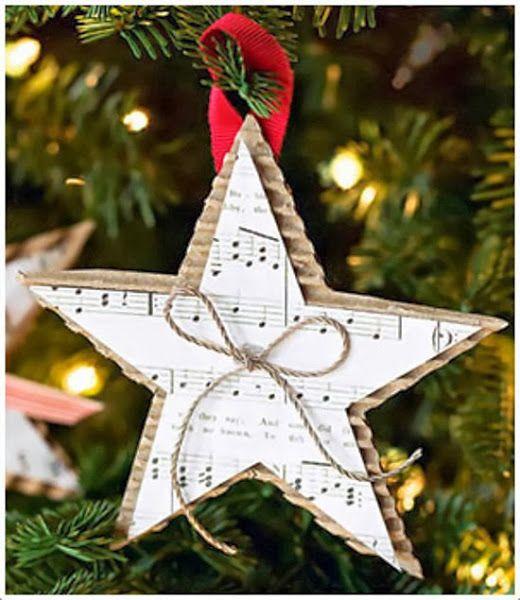 adornos navideos caseros - Youtube Homemade Christmas Decorations