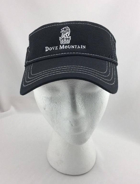 Dove Mountain Sun Visor Hat Imperial Brand Denver 0680c1ded45