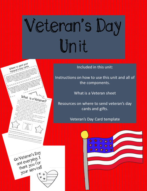 Veteran S Day Unit In 2020 What Is A Veteran The Unit Veterans Day