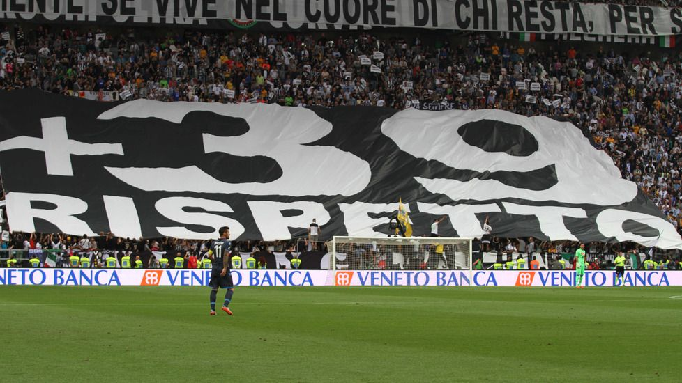 Il ricordo dell'Heysel allo Stadium: «+39 rispetto» - Tuttosport