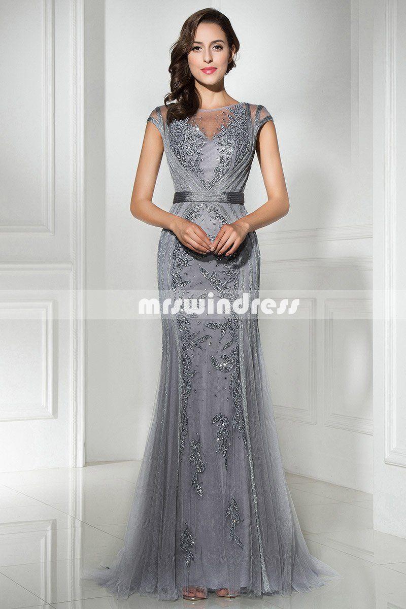 Vintage Long Evening Dress