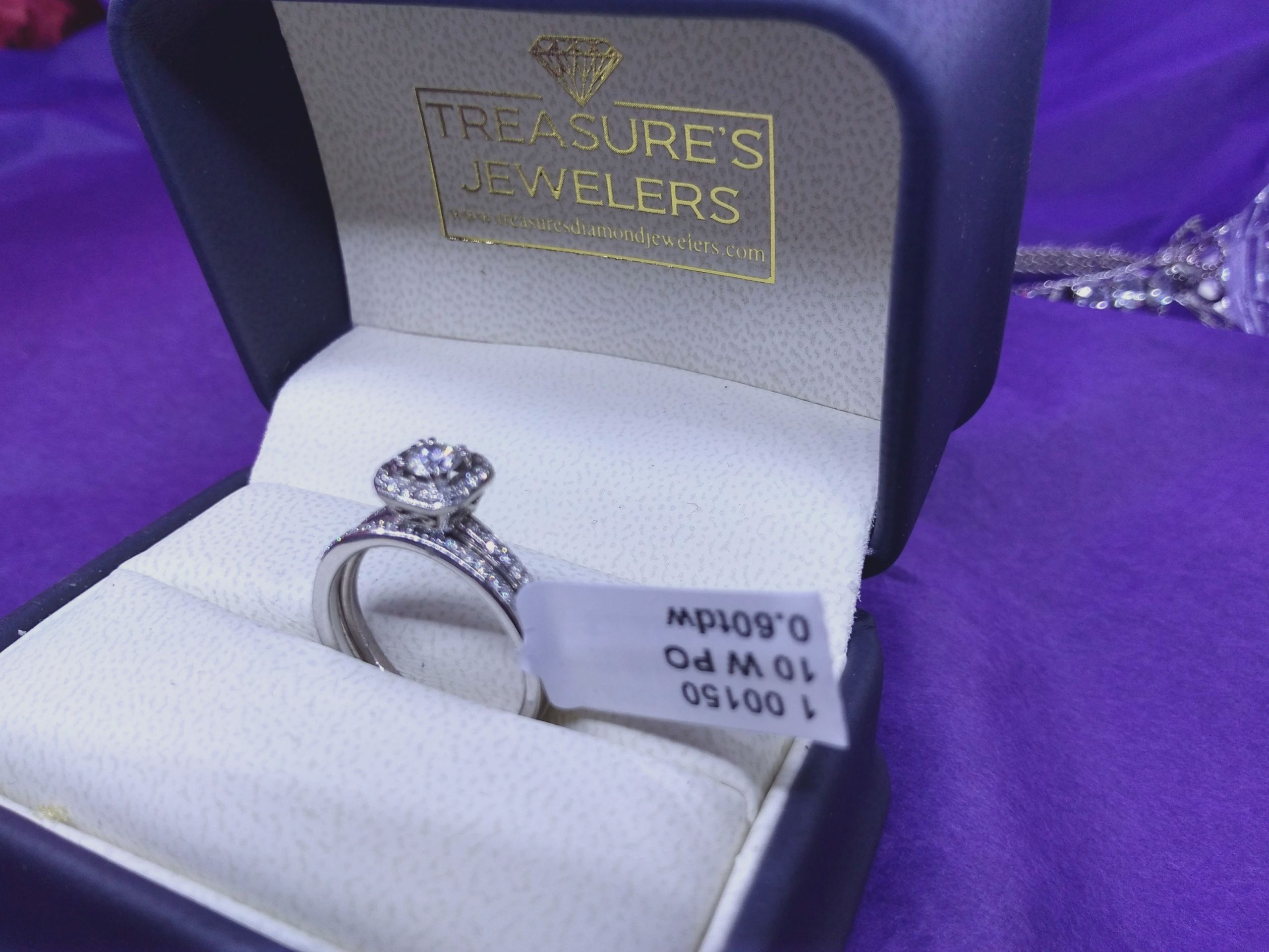 50th Wedding Anniversary Ring for Wife in 2020