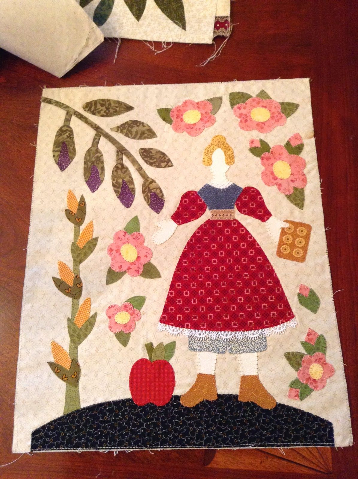 The Civil War Bride Quilt | Patchwork | Pinterest