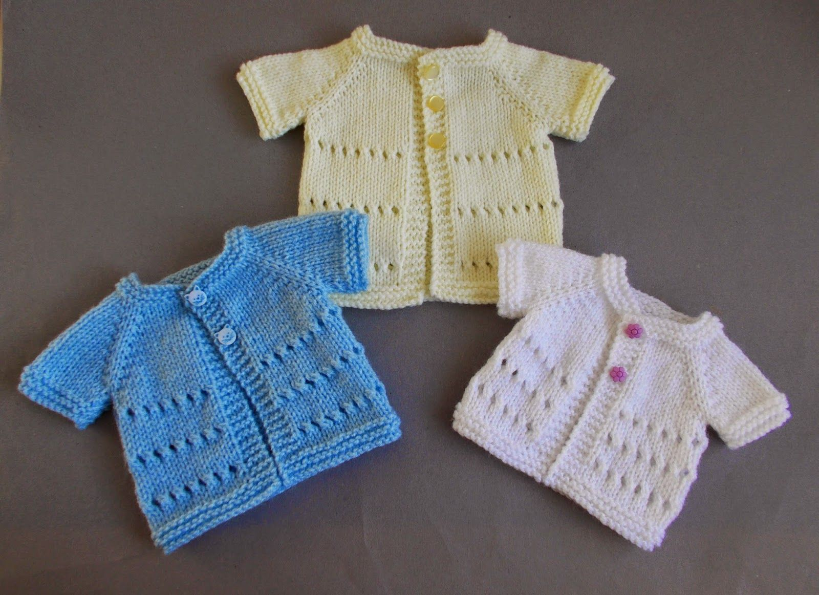 Mariannas lazy daisy days little jay premature baby cardigan this new premature baby design is for boys or girls in three premature sizes little jay premature baby cardigan jackets small premature baby cardi bankloansurffo Images