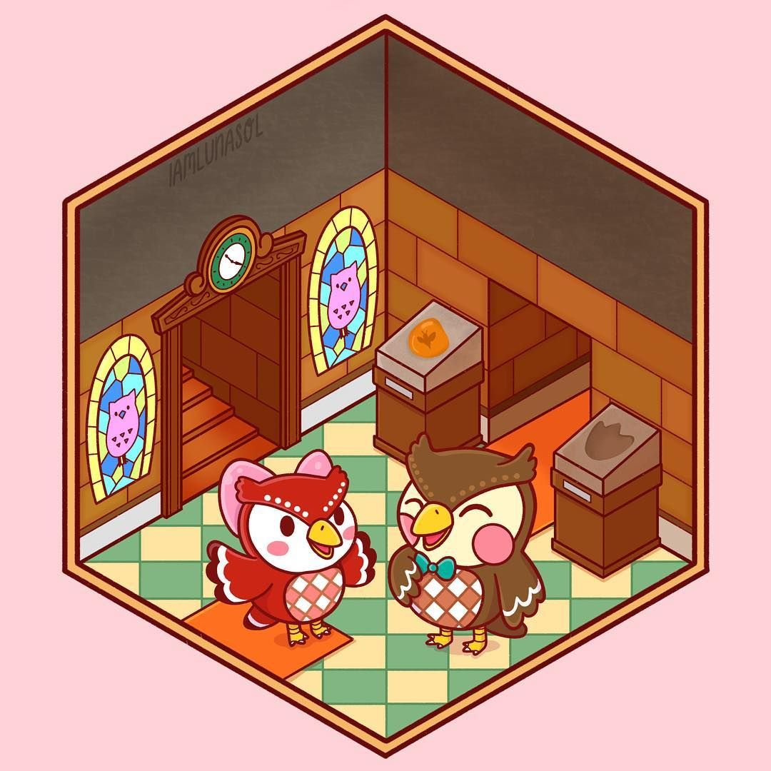 Felice Regina On Instagram Finished Another Animal Crossing Room