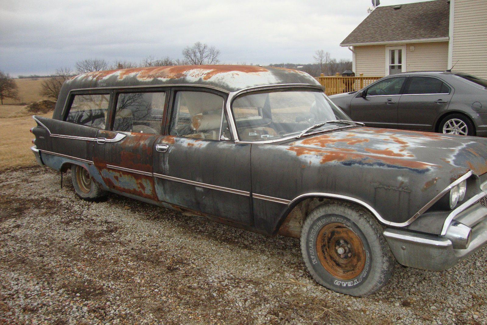 1959 Dodge Coronet Hearse Very Rare Hearses Pinterest Dodge