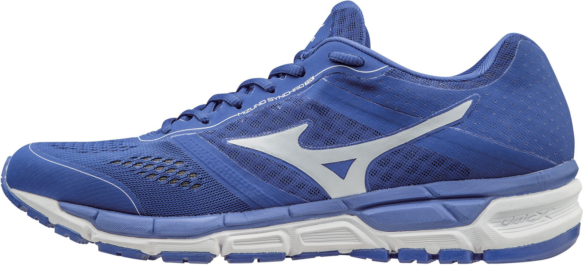 Photo of MIZUNO Men's Synchro MX Baseball Turf Shoes, Size: 14.0, Blue