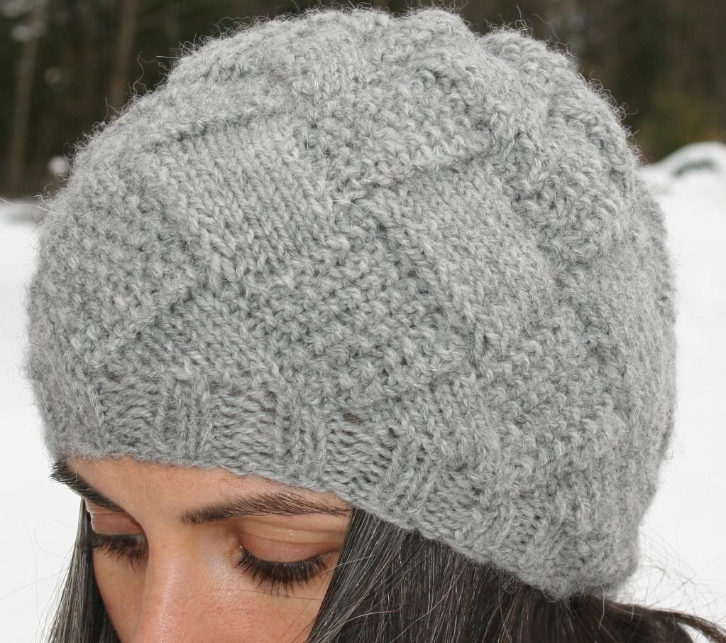 Entrelac hat also found in my e book knit patterns patterns 6 name knitting entrelac hat also found in my e bankloansurffo Images