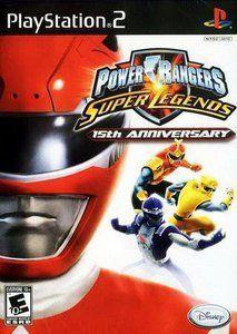 Power Rangers Super Legends Ps2 Game Power Rangers Super