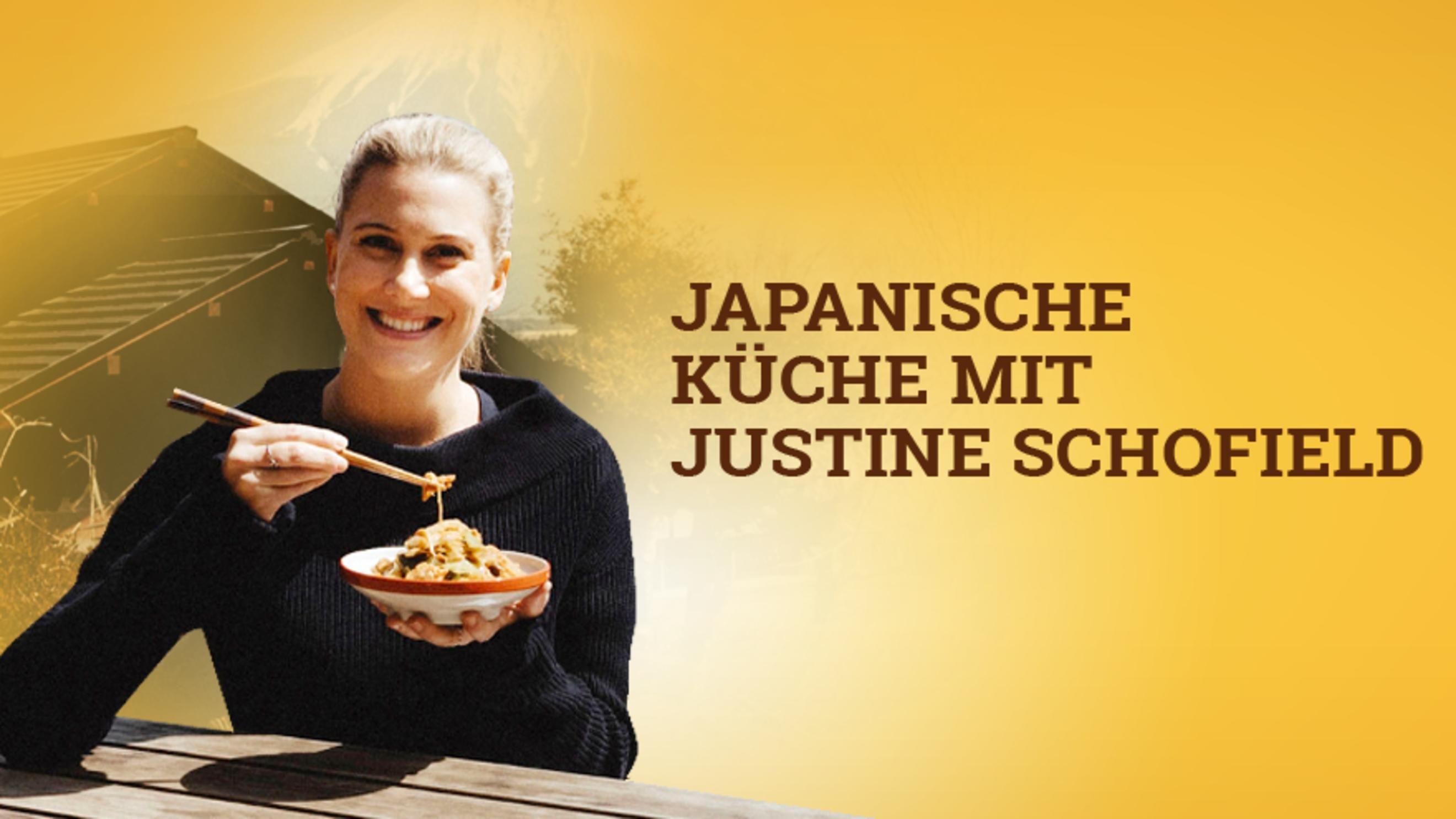 Japanische Kuche Mit Justine Schofield Rtl Living In 2020 Japanische Rezepte Japanische Kuche Sesamdressing