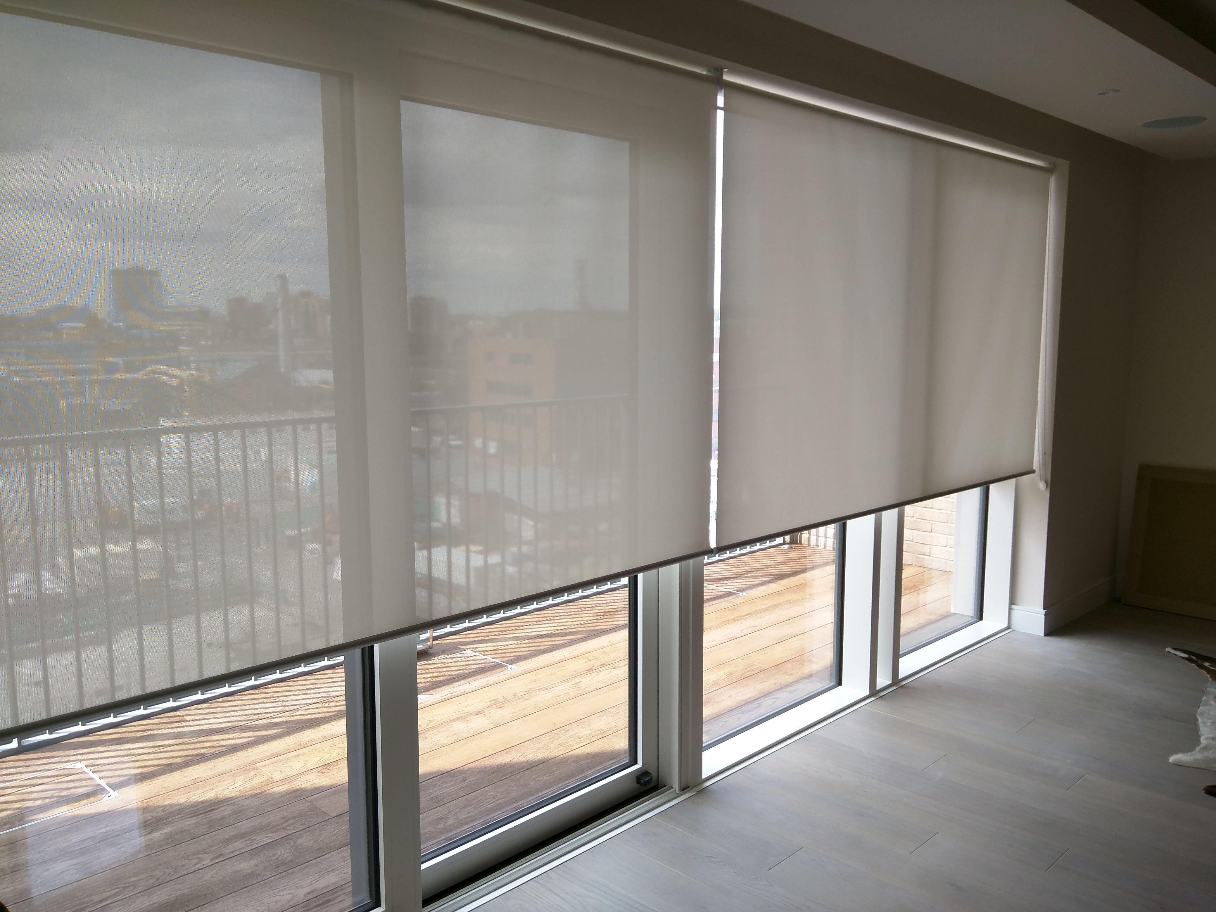 10 Interesting Floor To Ceiling Windows Ideas For Modern Houses Interior Design Sliding Door Blinds Glass Door Coverings Door Coverings