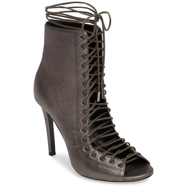 Leather · Kendall & Kylie 'Ginny' Lace-Up ...