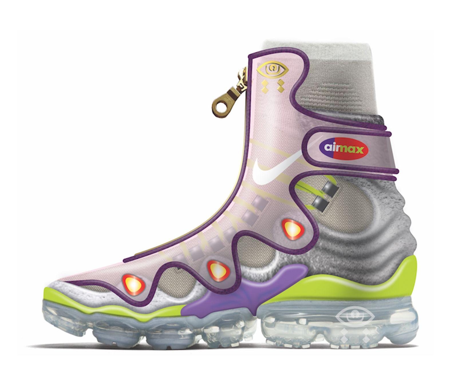 A Closer Look at the COMME des GARÇONS x Nike ACG Mowabb | Active Footwear  | Pinterest | Nike acg, Hypebeast and Footwear