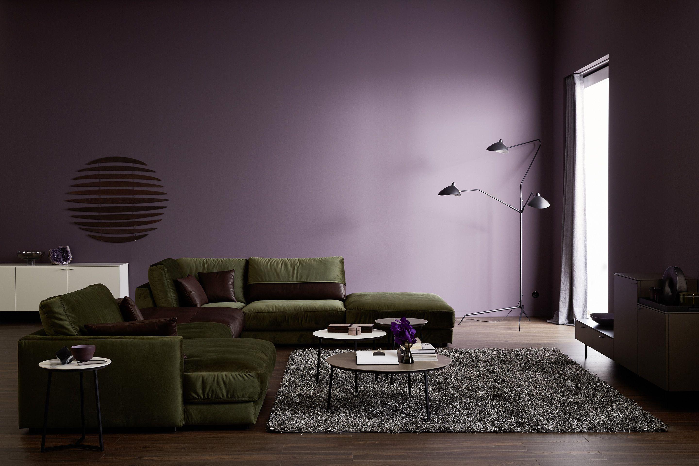 Die Pantone Farbe Des Jahres 2018 Ultra Violett Da Waren Wir Schneller Denn Mit Dem Farbton Canary Wharf Aus Un Schoner Wohnen Farbe Wohnen Schoner Wohnen