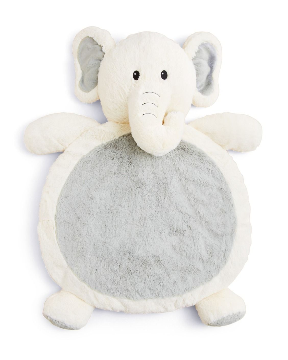 Baby Time Capsule On Pinterest: Baby Mats By Mary Meyer Elephant Play Mat, Ages 0+