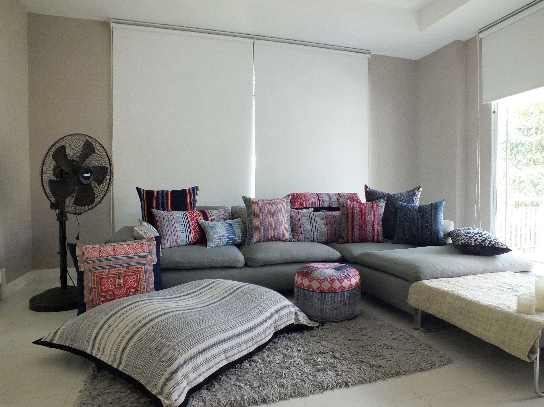 Boho Ottoman round cushions,Handmade Boho Hocker,Cushion-Cover-Boho-Ottoman-Handmade-Hocker Round Pillow Ottoman  Cushion Cover