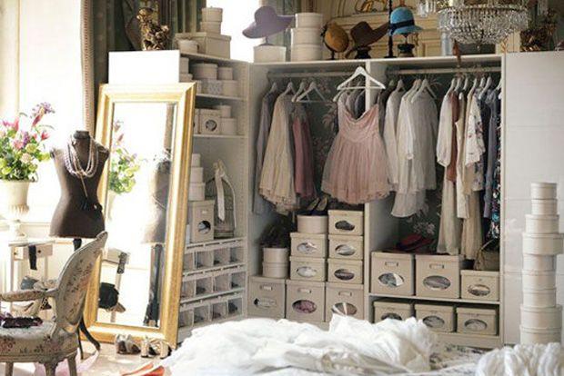 Comment Organiser Son Dressing ? | Madmoizelle, Dressing Et Rangement