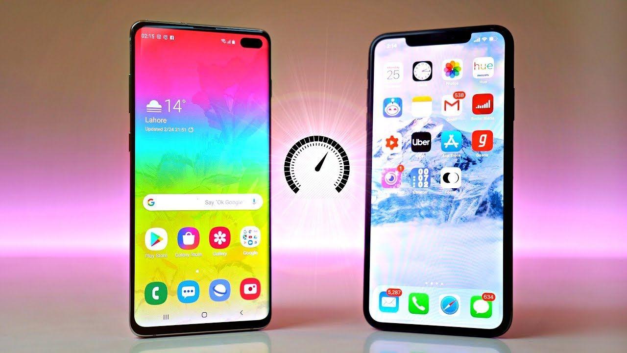 Smartphone Compared Galaxy Iphone Samsung