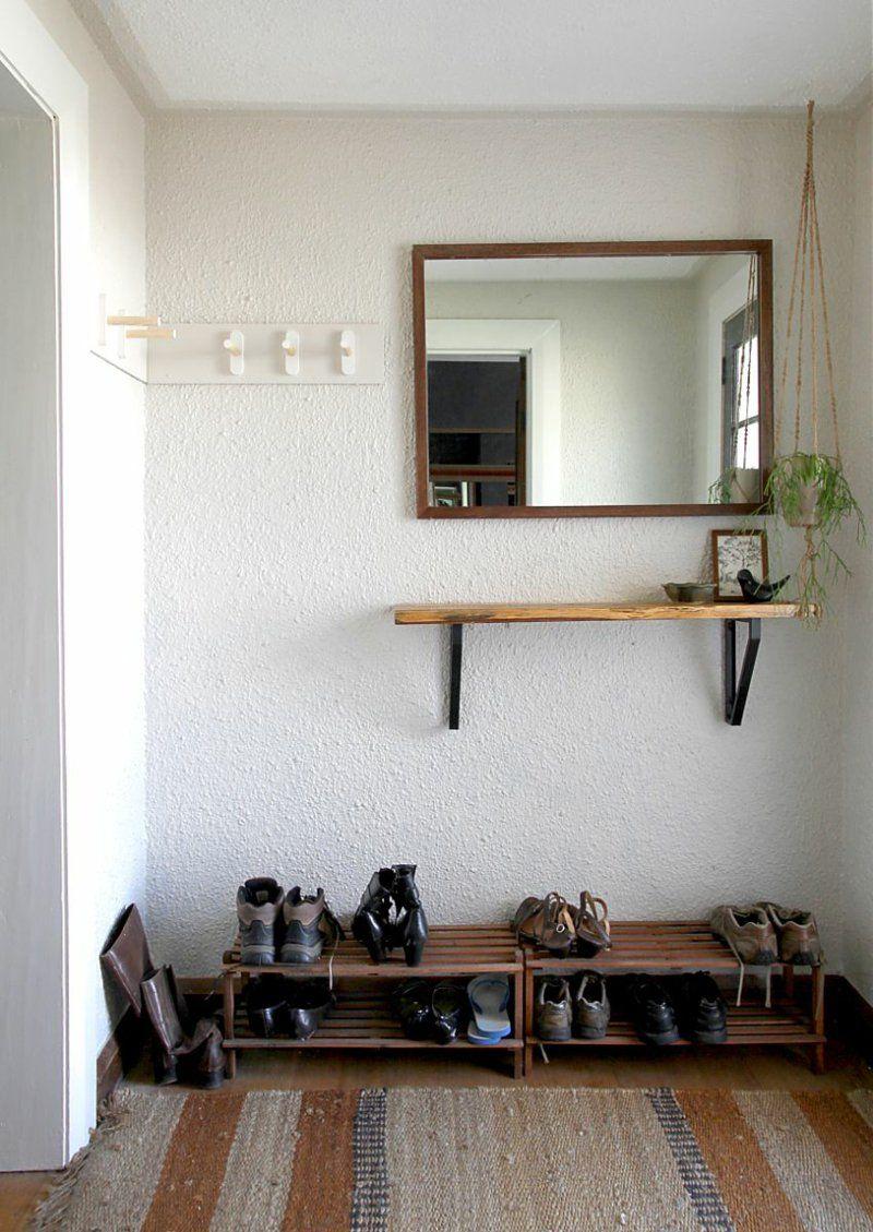garderobe selber bauen anleitung und inspirierende ideen diy do it yourself selber. Black Bedroom Furniture Sets. Home Design Ideas
