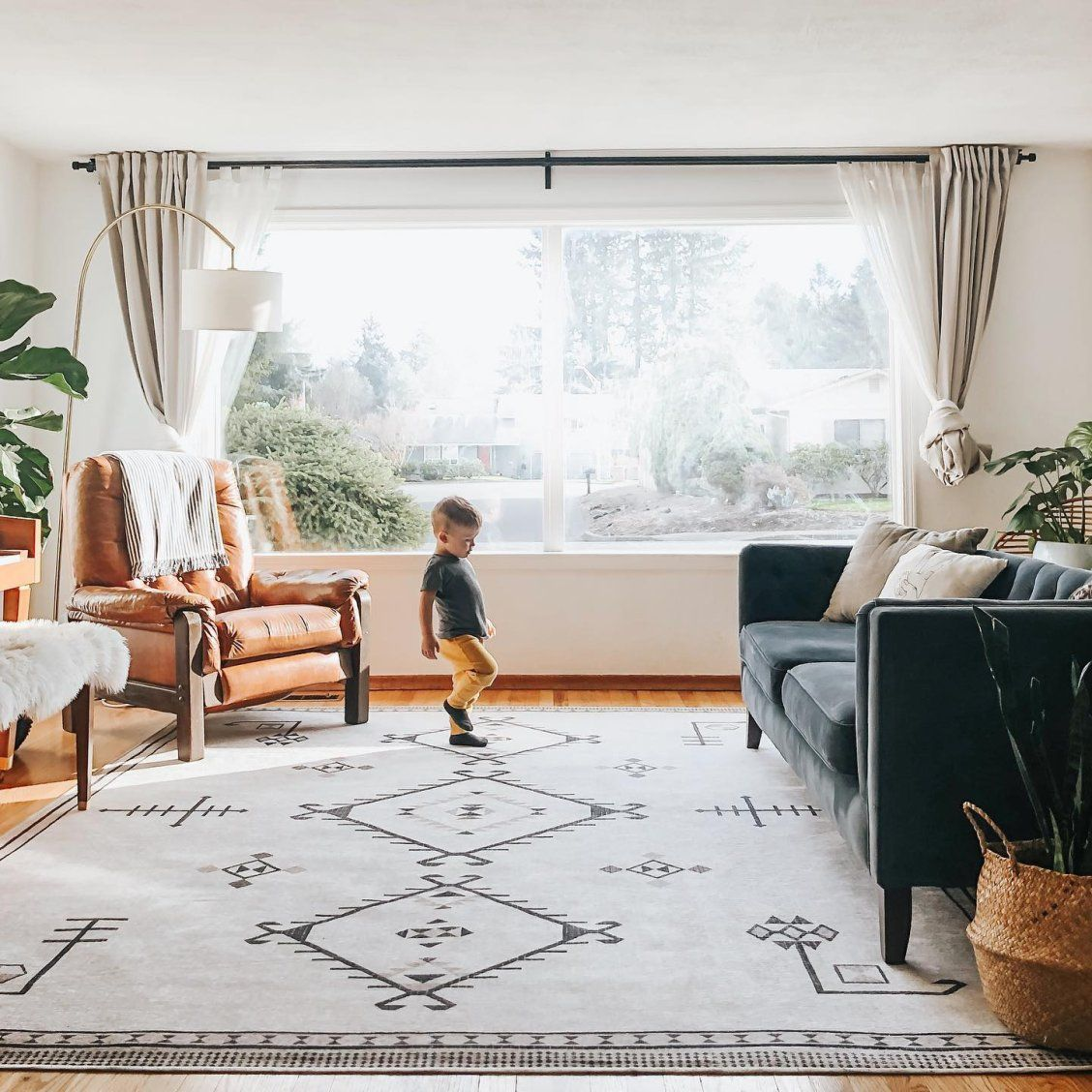 Pin On Ruggable In The Wild Living room accent rugs