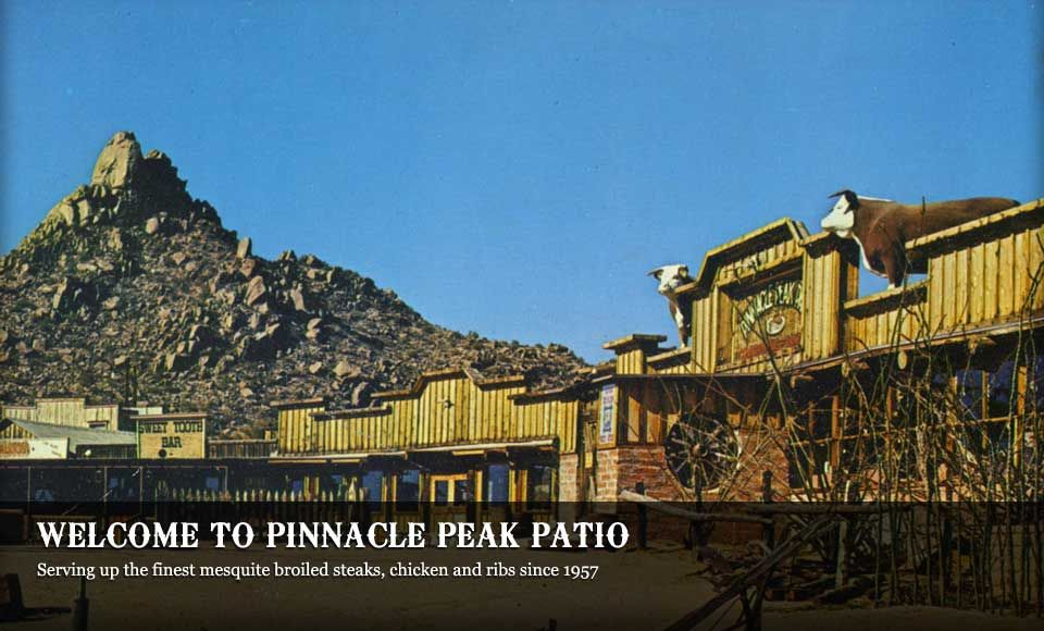 High Quality Pinnacle Peak Patio Steakhouse   Scottsdale   Phoenix   Arizona   Original  Cowboy Steakhouse | Pinnacle