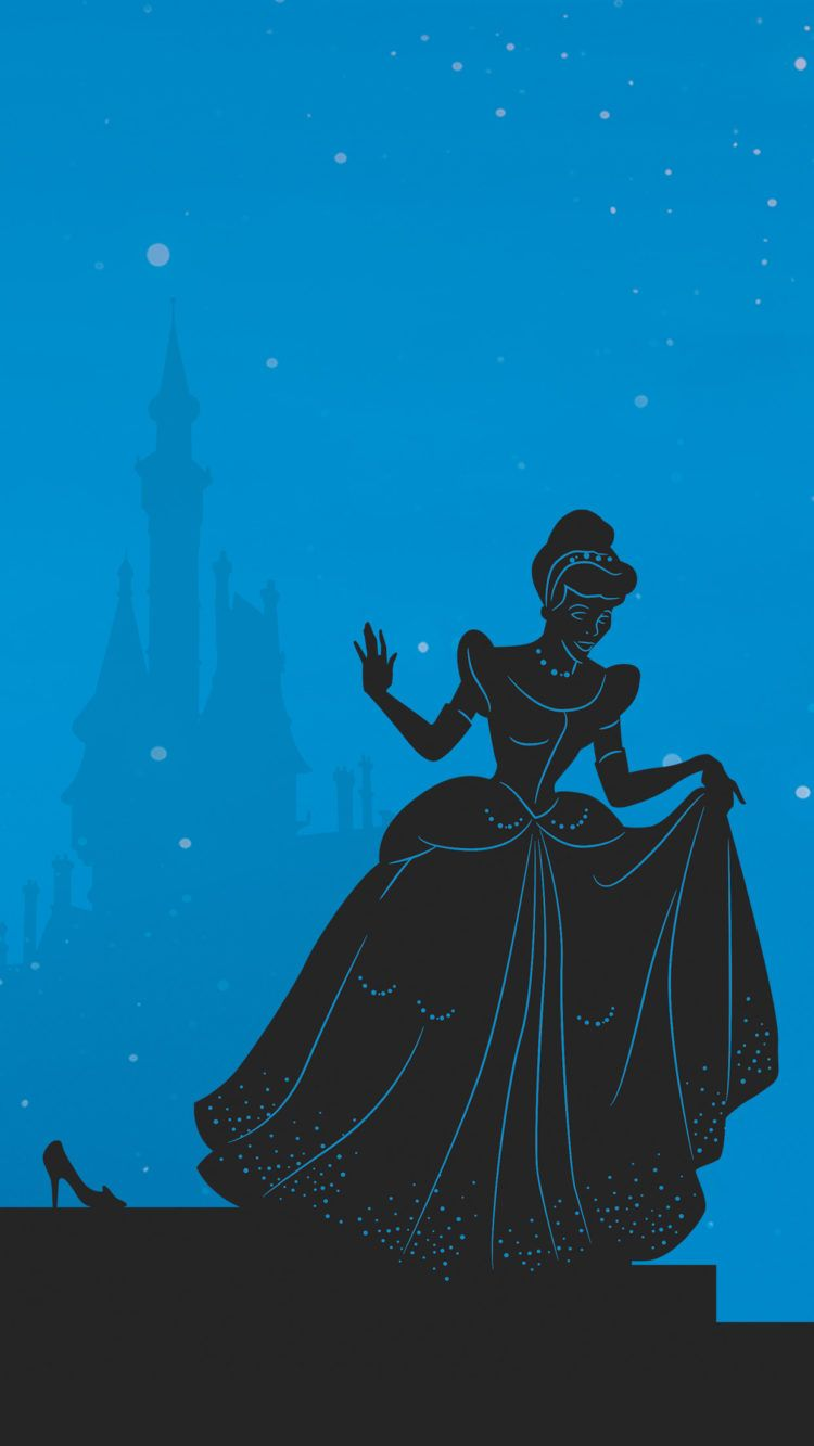 These Papercut Inspired Disney Princess Phone Wallpapers Are So Beautiful