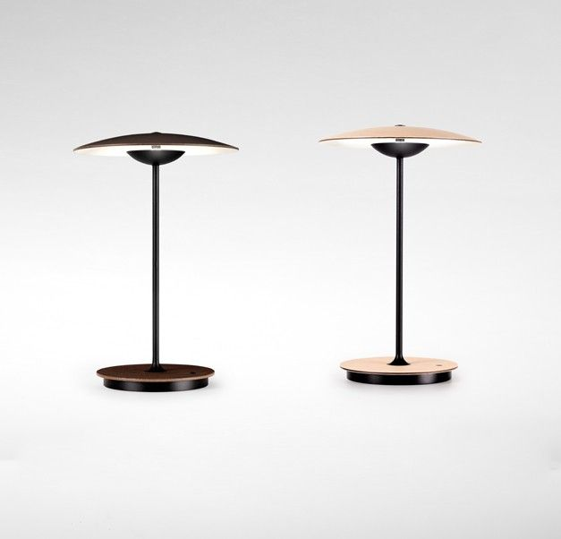 Marset   Ginger Portable, Rechargeable, Cordless Table Lamp By Joan Gaspar  #led #