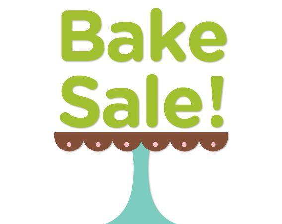 Image result for bake sale sign