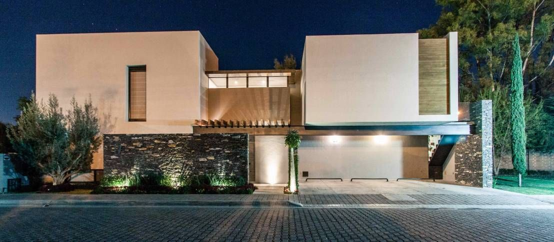 Una hermosa casa ubicada en México, repleta de materiales y…