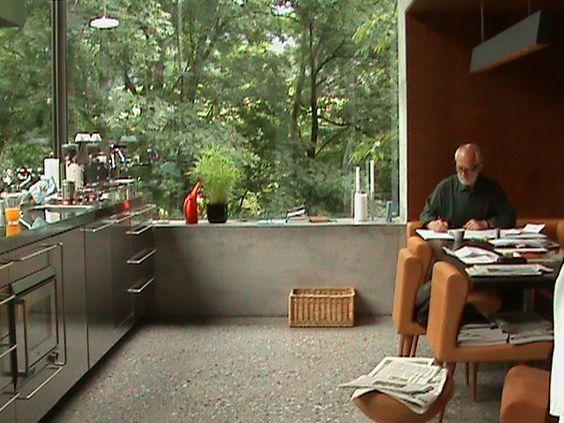 Resultado de imagen para peter zumthor own house Peter Zumthor - küchen marquardt köln