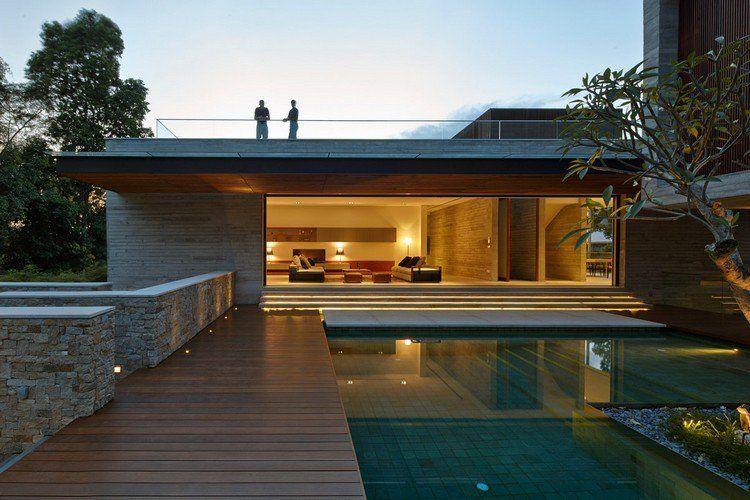 Aménagement autour dune piscine idées de conception cool