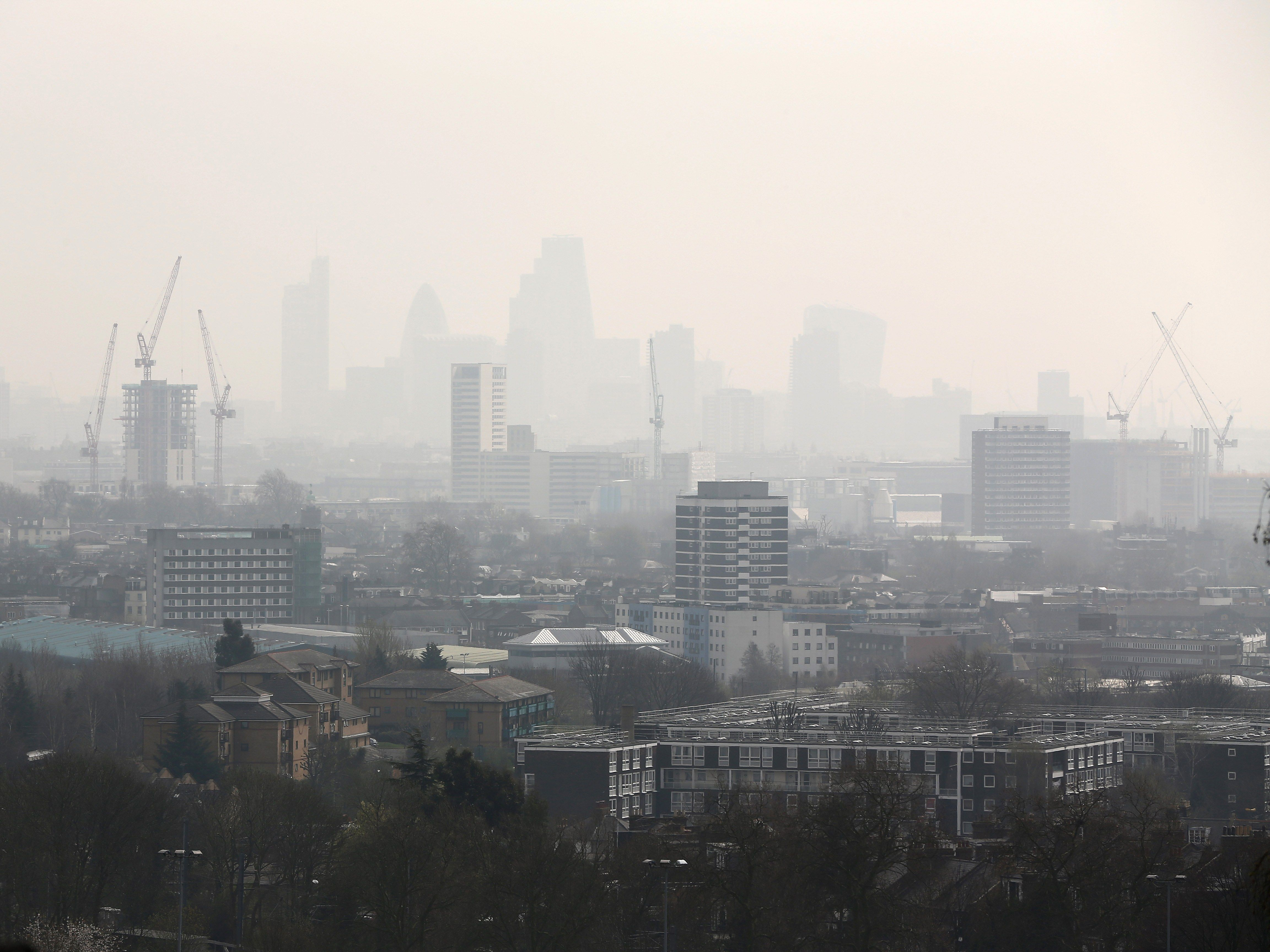 London's Smog Is Worse Than Beijing's, Deemed a 'Health