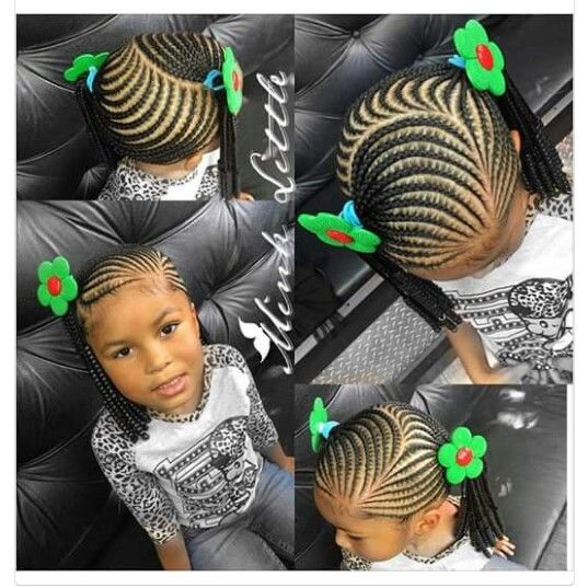 Cute Little Girl Hair Little Girl Braid Styles Little