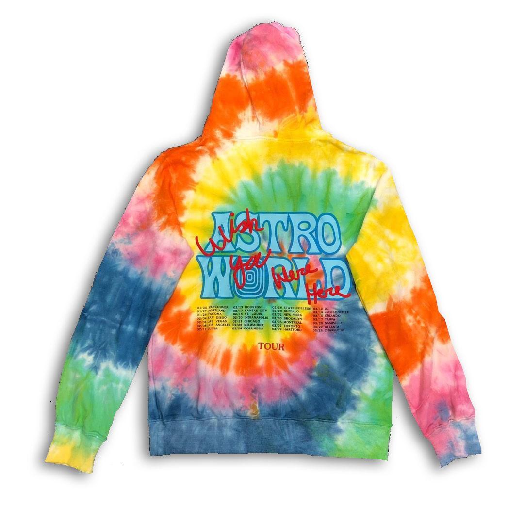 Astroworld Hoodies Best Collection At Astroworld Merch Tie Dye Hoodie Tie Dye Tie Dye T Shirts [ 1080 x 1080 Pixel ]